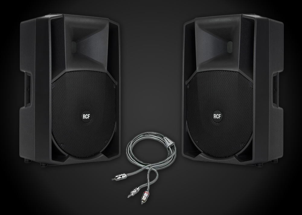 Speaker Hire Surrey Package 1